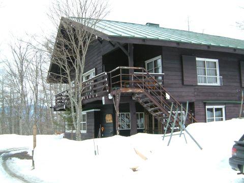 竜頭山の家
